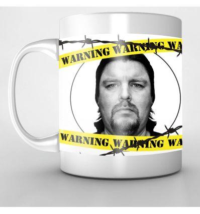 Mug Personnalisé Stop c'est mon café