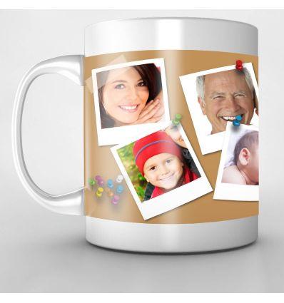 Mug Polaroid