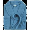 Peignoir de Bain (Homme - Femme) Col Chale FIRST (380g/m2) Turquoise
