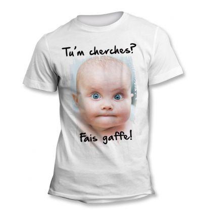 Tee-Shirt Bébé Bagarreur