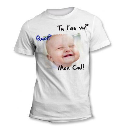 Tee-Shirt Bébé Blagueur
