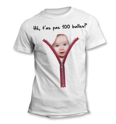 Tee-Shirt Bébé Mendiant