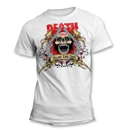 Tee-Shirt Skull Killer