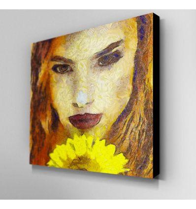 Toile Photo Peinture Vincent Van Gogh