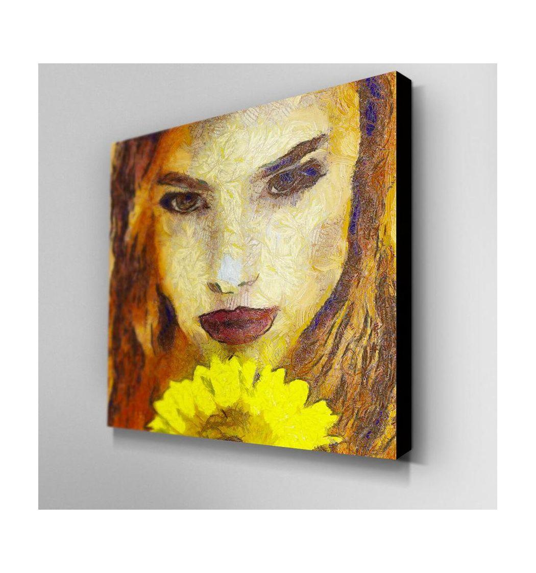 Portrait Style Van Gogh