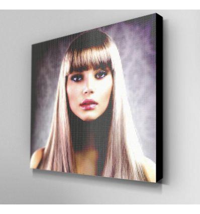 Portraits Personnalisés Pop Art