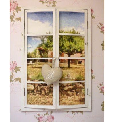Fausse Fenêtre Décoration