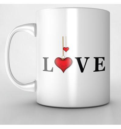 Mug Love chaine