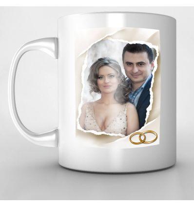 Mug Personnalisé Mariage