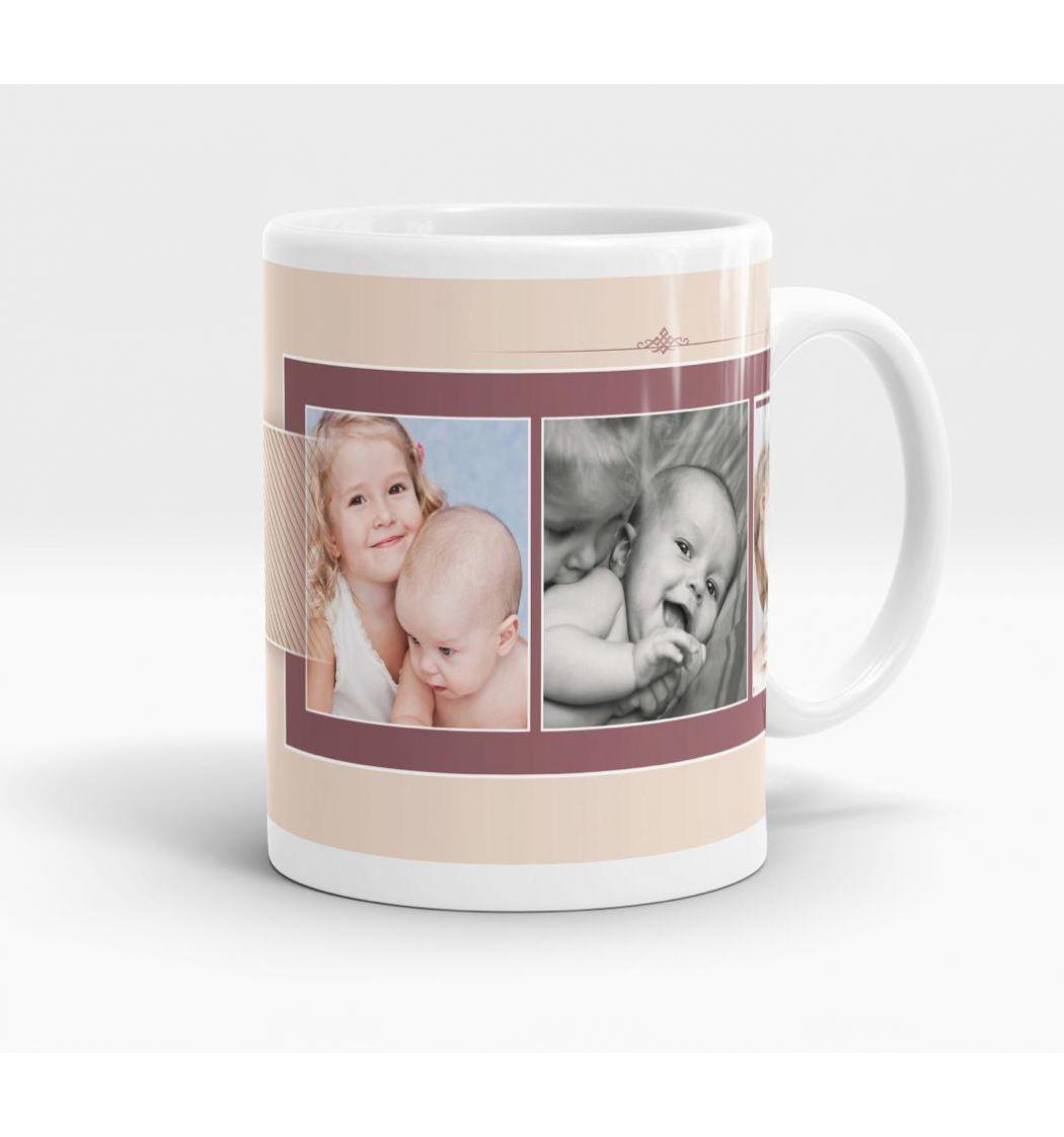 cadeau personnalis naissance b b mug personnalis une id e cadeau client. Black Bedroom Furniture Sets. Home Design Ideas